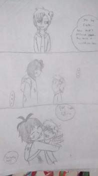 My Oc know my friends (Part 1) by MikuuUe