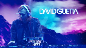 David Guetta @ iTunes Festival Live by siLverGraphic8