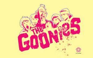 The Gonnies v2.0 by rafael-pires