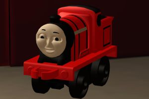 Sodor Workshopmas! - Day 17 - HELLLO by FizzledFirebox