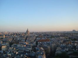 Paris Panorama by pedrocalle100