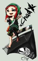 Chad ::Chibi:: by blackberryMIKAN