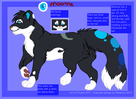 Moanna - Refsheet by PoonieFox
