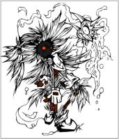 Trippin Out Skullkid -2 by zankara