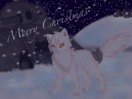 Contagious Christmas Wallpaper by silverXdragonCotC