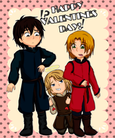 Happy Valentine's day 2 by ValiChan