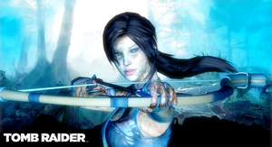 Tomb Raider Wallpaper by xDLGx