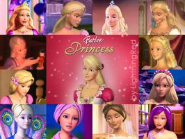 barbies by princess4everafter