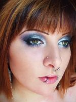 Silver Belle by itashleys-makeup