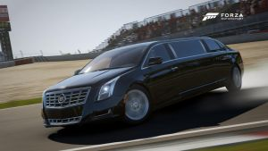 Forza 6 - Cadillac XTS Limousine ( New ) by RyoFox630