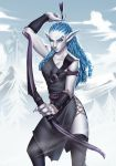 Troll Ice Female by alanscampos