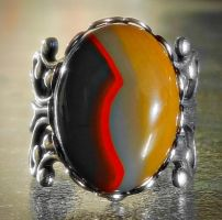 Agate Ring by par-me