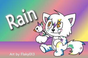 Rain by flaky013