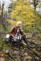 Snk Armin pic I don't know what to call 2 by Kitty-Renemi