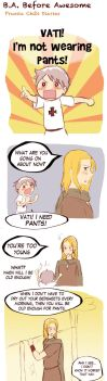 Chibi Prussia Diaries -008- by Arkham-Insanity