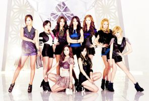 SNSD 1600x1084 by jaeliseop