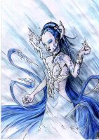 Ice Witch colour visual by Tommi-75