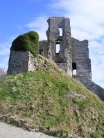 Corfe Castle 41 by LadyxBoleyn