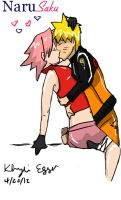 NaruSaku: It just fits by kittyface27