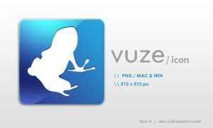 Vuze Icon by Dee-A