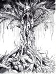 Tree of Flesh by The-Infamous-MrGates