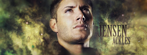 Jensen Ackles by UltimatePassion
