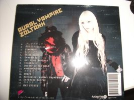 Photo: Aural Vampire CD II by Hizaki-Project