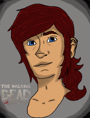 TWDG OC - River A Jones by Mad-Whovian-In-A-Box