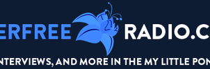 Redesigned EverFreeRadio.com Livestream banner by Charleston-and-Itchy
