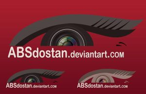 ABSdostan photography Logo by absdostan