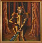 The Guardian of the Sequoia Forests by marcellobarenghi