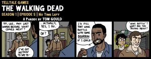 TWD S1E5 | No Sense Wine-ing (SPOILERS) by TheGouldenWay