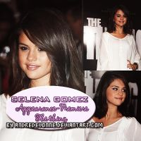 ~Selena Gomez Premiere The thing by AndreDevonne