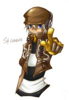 S4 LEAGUE BOY by yan531