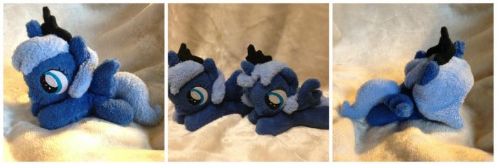 Filly Princess Luna Beanie by PlushatiersINC