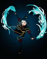 Azula by wicked-lame-username