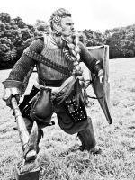 Dwarven slayer costume by Barracuda-Bruce