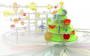 Chromatic Xmas by k3-studio