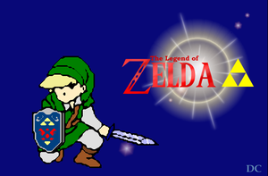 The legend of Zelda... by DAVEAC1117