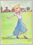 The Girl from Ravenna by MiGpilot25