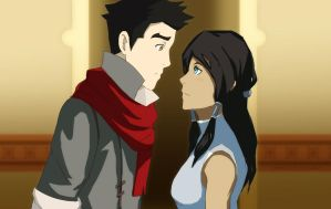 Makorra- You Look Different by Immature-Child02