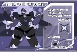 PA Application- Platinum by XombieJunky