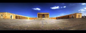 Anitkabir III by mutos