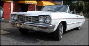 White Impala by Mister-Lou