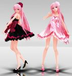 Dress Luka MMD download by Reon046