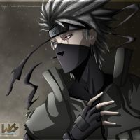 Kakashi Fanart by Wilder131296