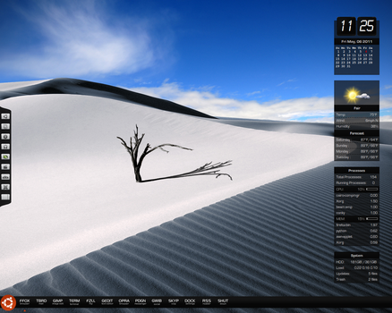 White Sands by VersionDependency