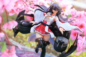 Haruna in Spring by Awesomealexis1
