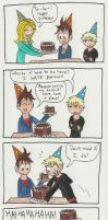 The Doctor's Birthday Party by CaptainAki13