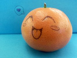 Cute Clementine by Deliriouswisdom